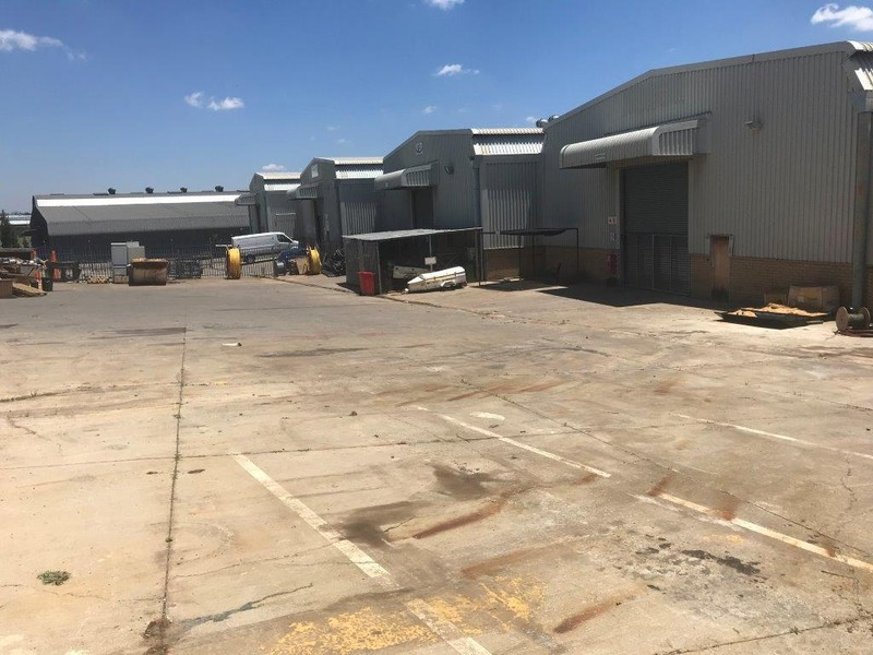 Remarkable 3 Industrial Properties To Let In Corporate Park Midrand Home Interior And Landscaping Oversignezvosmurscom